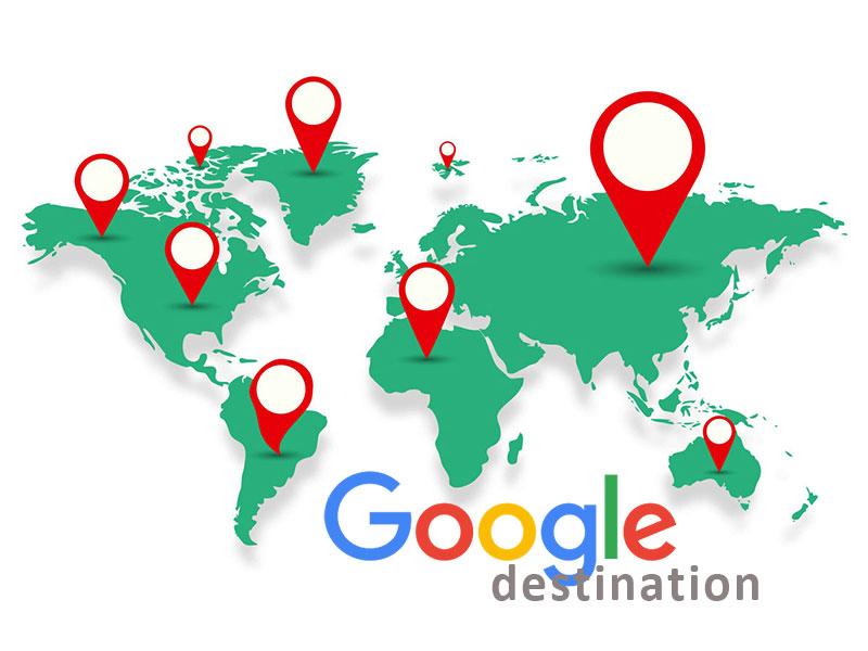 Ferramenta Google para viajantes!