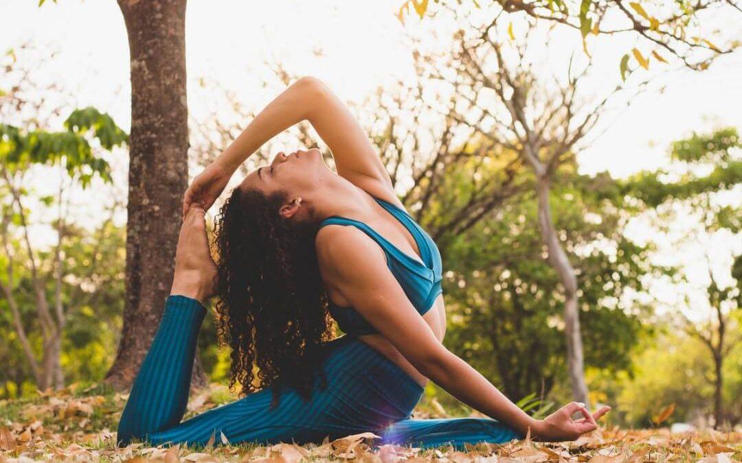 Yoga é um esporte?