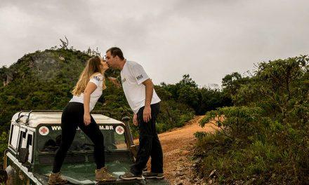 Fotos incríveis de pré-casamento em Morro Redondo