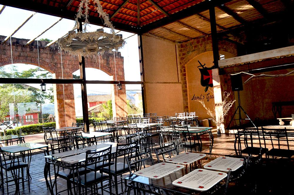 Onde Comer em Lavras Novas, Minas Gerais?