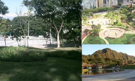 10 parques para curtir em BH
