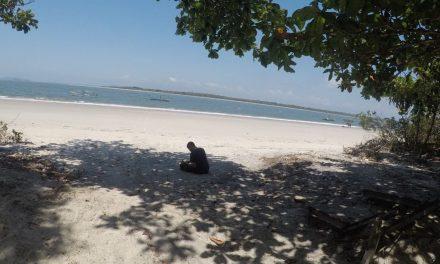 Camping na Ilha de Superagui