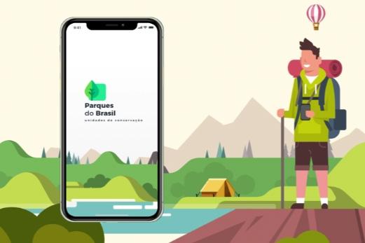 Parques do Brasil – O aplicativo para o aventureiro