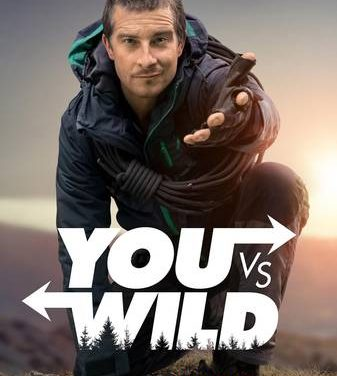 Nova série de aventura: You vs Wild