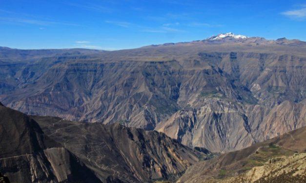 Cânion de Cotahuasi: O paraíso escondido nos Andes