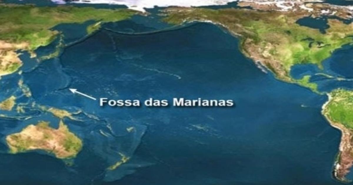 Five Deeps a expedição realizada no fundo do oceano
