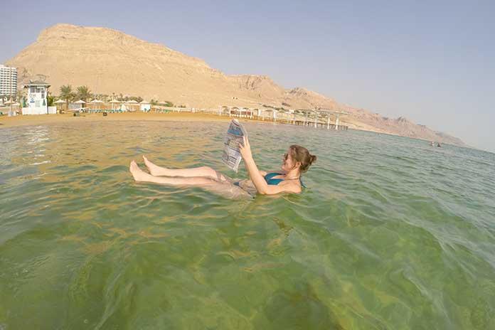 Conheça mais sobre o Mar Morto