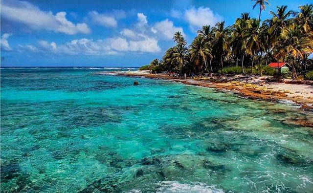 Ilhas de San Andrés