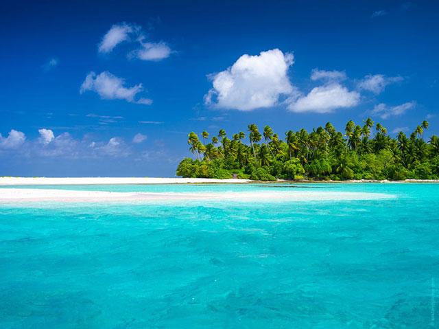 o país paradisíaco chamado Kiribati