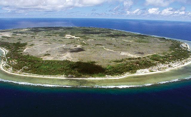 O país isolado chamado Nauru