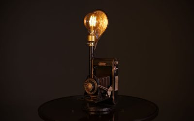 Luminárias Loop Lighting – Steampunk na moda!