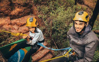 Venha fazer trekking e Rapel em Minas Gerais!