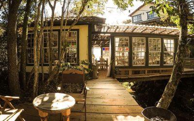 Onde comer em Ibitipoca? Restaurante Recanto do Fondue!
